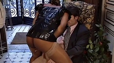 French anal, Black maid, French interracial, Anal french