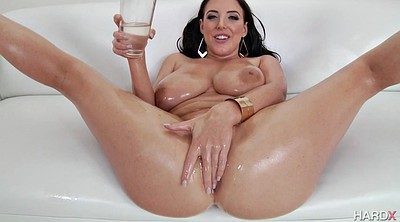 Angela white, Milf solo, Big breast, Huge tits solo, Big white ass, Big ass milf