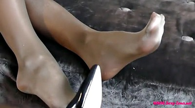 Pantyhose foot