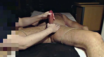Milk, Edging, Milking, Straight gay amateur, Edging handjob, Cock milk