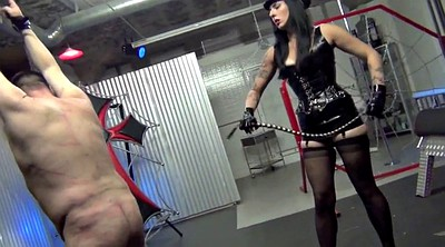 Mistress, Femdom whipping