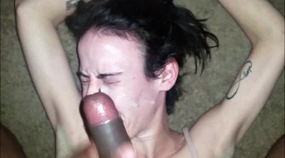 Cougar, Cumshot, Huge load
