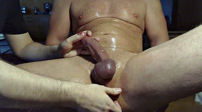 Milking, Muscle, Post, Prostate, Post orgasm, Bondage milking