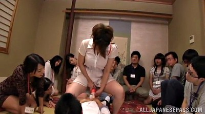 Party, Japanese group, Shitting, Japanese group sex