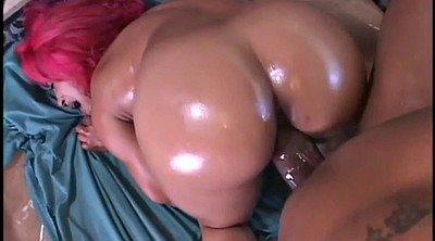 Fat, Stretching pussy, Fat pussy, Black cocks, Fat black pussy