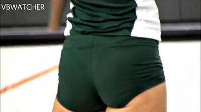 Sport, Volleyball, Spandex, Short