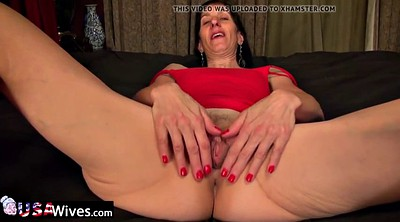 Granny, Rubber, Mature masturbation, Adult, Penny