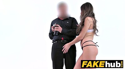 Perfect body, Beautiful body, Fake agent, French casting