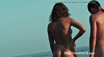 Nudist, Spy, Beach flash, Nudists, Beach spy