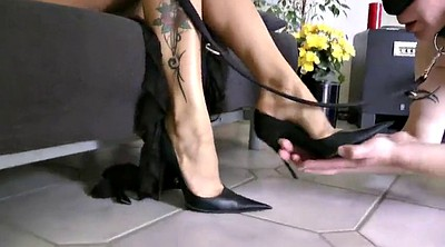 Mistress, Foot worship