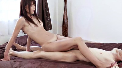 Japanese footjob, Hairy, Japanese feet, Aoi, Asian footjob, Full