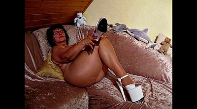 High heels, Mature foot, Mature heels