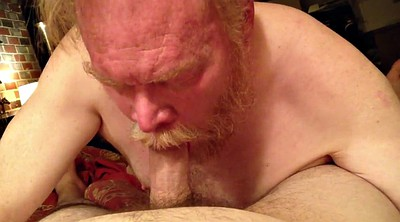 Red milf, Granny blowjob, Old milf
