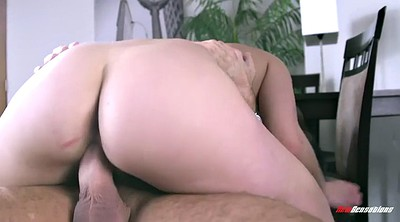 Fitness, Tight pussy, Pussy riding, Huge creampie, Blaire