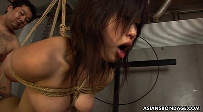 Tied, And, Rope, Asian tied up, Asian bdsm