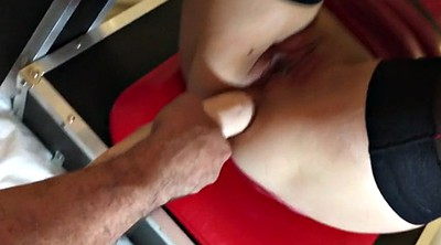 Torture, Chair, French anal, Bdsm anal