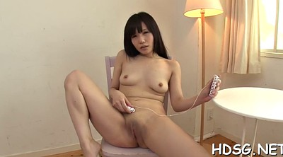 Asian blowjob, Japanese dildo