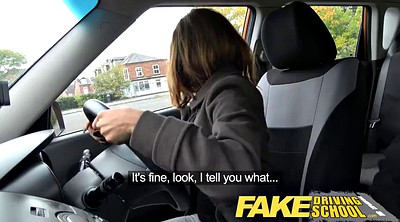 Young creampie, Fake drive