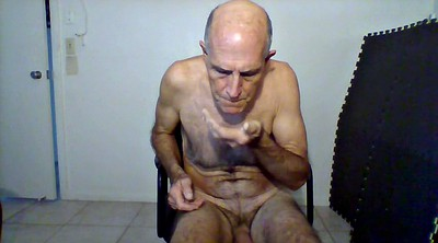 Gay daddy, Naked, Naked public