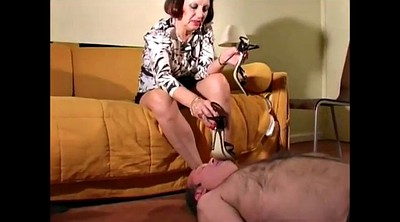 Feet, Feet fetish, Foot worship, Mistress t, Granny feet, Femdom mature