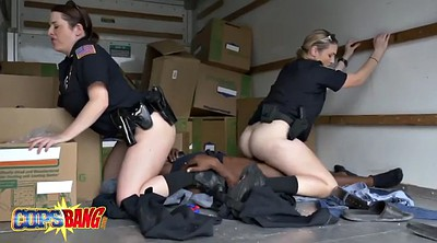 Office, Police, Office busty, Two