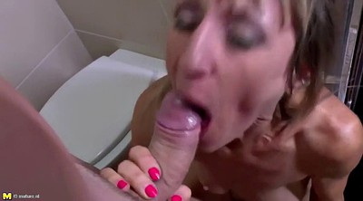 Pissing, Mature piss