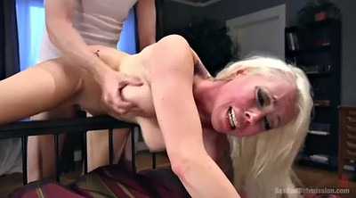 Tied, Lee, Bondage anal, Tied tits, Tied fucked, Blondes