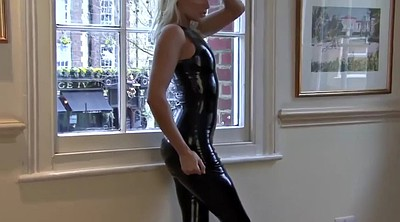 Latex, Ebony solo, Solo latex, Natasha marley