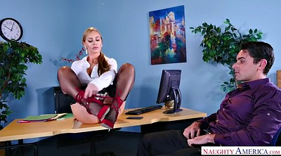 Phone, Nicole, Nicole aniston, Office femdom, Fuck milf, Find
