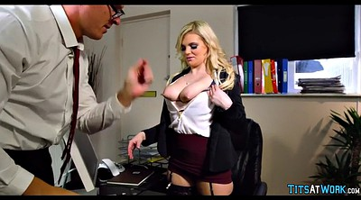 Office cheating, Pussy eating, Big pussy