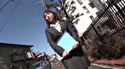 Yui, Japanese office, Japanese boss, Japanese dildo, Japanese threesome, Asian office