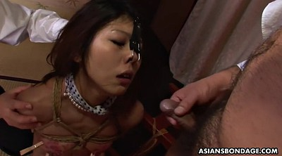 Hairy cumshot, Bondage-orgasm, Japanese bdsm, Brutal, Japanese bondage, Asian gay