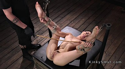 Squirt, Slave, Hogtied