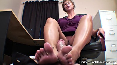 Under table, Footjob cumshot, Foot goddess, Table, Feet goddess, Under
