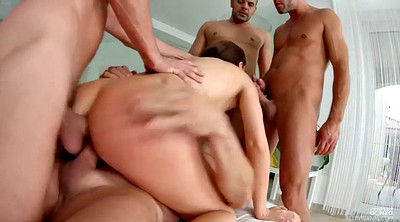 Creampie gangbang, Multiple creampie, Bizarre, Tina kay, Multiple creampies, Missionary style