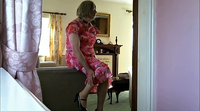 Old gay, Dress, Granny solo, Mature solo, Solo mature, Gay old
