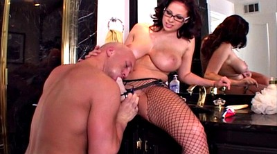 Gianna, Strapon pegging, Pegging