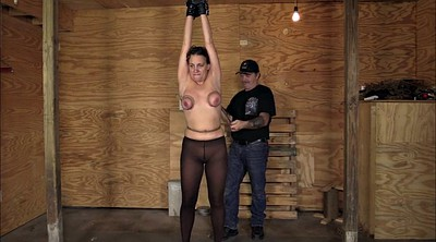 Big clit, Tied, Rope