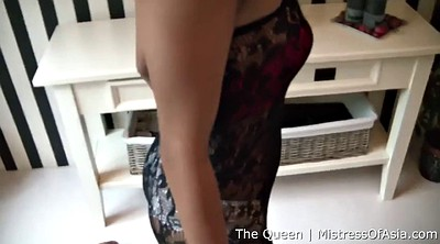 Asian feet, Asian femdom, Mistress, Asian mistress