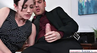 Secretary, Jennifer white, Pale, Noelle easton, Angry