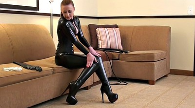 Boots, Boot, Glove, Catsuit