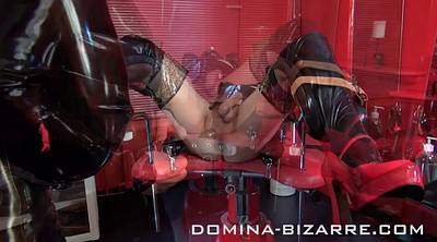 Extreme, Extreme anal, German latex, Transformation, German femdom, German anal