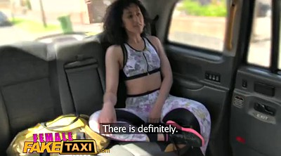 Fake taxi, Sport, Fitness, Female taxi