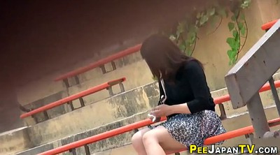 Asian, Public, Asian piss, Asian teens, Peeing outdoor, Pee outdoor