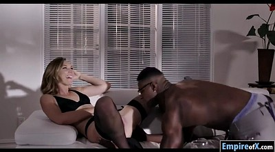 Interracial anal, Mona wales