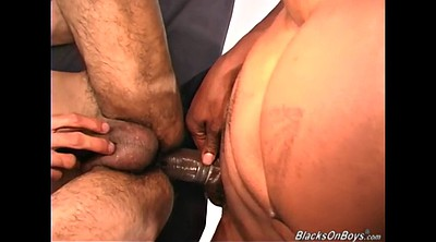 Interracial amateur, Black gay