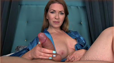 Matures, Mature handjob, Power