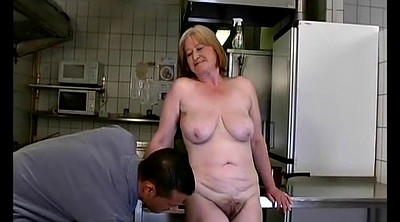 Granny anal, Mom anal, Hardcore, First anal, Mom sex, Anal granny