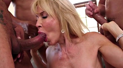 Creampie old, Cougar anal