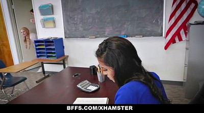 Torture, Tit torture, Lesbian teacher, Hot teacher